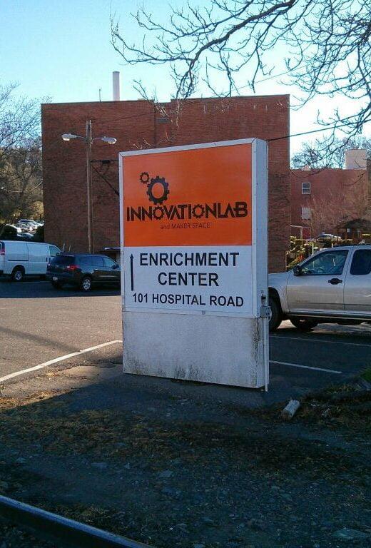 InnovationLab exterior