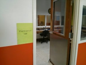 InnovationLab Electronics Lab