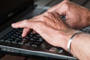 Senior Presence On Social Media is Booming