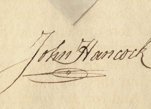 John Hancock Signature