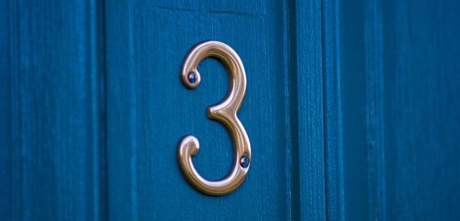 Door Number Three