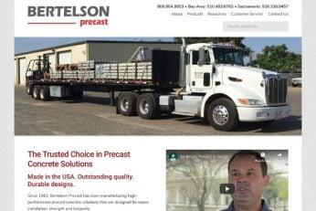 Bertelson Precast Concrete