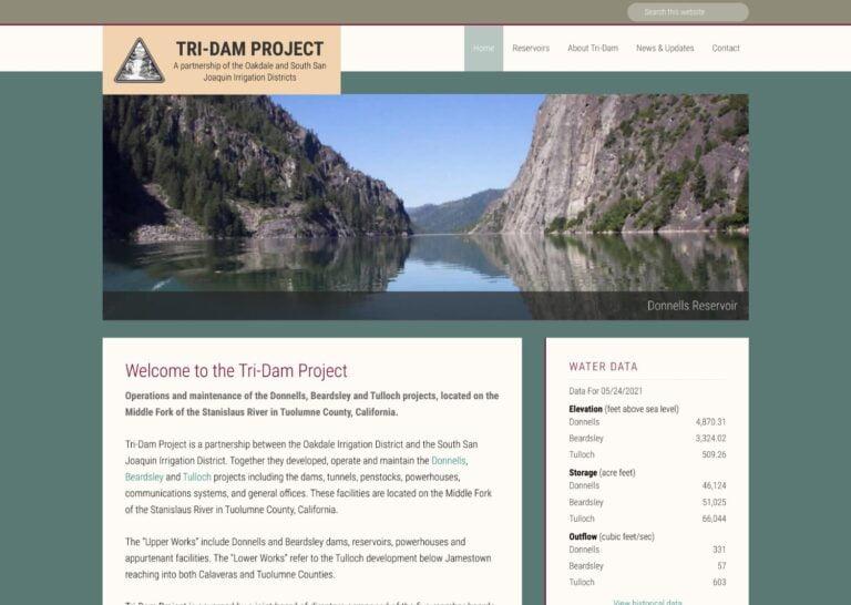 Tri-Dam Project